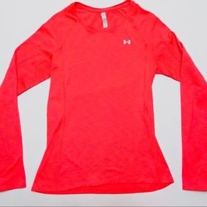 Under Armour Cold Gear Fitted Crew Neck Shirt
